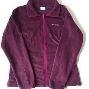 Columbia •Fleece Jacket•